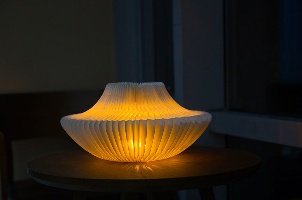Paper Ball Lamp Table Lamp Lamp Light